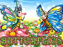 Butterflies от Microgaming – играть онлайн в классическую игру