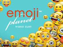Emoji Planet Video Slot