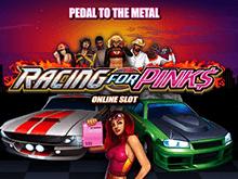 Racing For Pinks от Microgaming рейтинговое онлайн казино